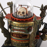 Necrophone By Myles Pinkney Steampunk. Sculpture
