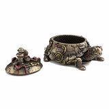 Steampunk Tortoise Trinket Box Myth & Legend. Sculpture