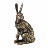 Steampunk Jack Rabbit Steampunk. Sculpture