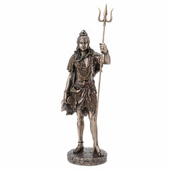 Shiva Standing Hindu and Buddhism Sculpture