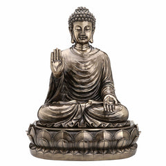 Sitting Gautama Buddha Hindu and Buddhism Sculpture