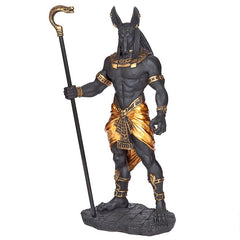 Anubis, Jackal God of the Egyptian Underworld Statue