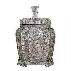Stone Column Lidded Box