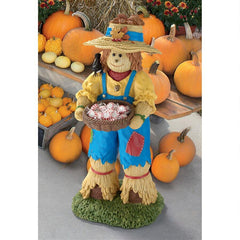 Hayman, the Scarecrow Statue