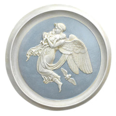 Night Angel Roundel Wall Plaques (1815)