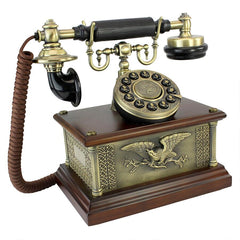 President's American Eagle 1910 Reproduction Telephone