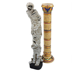 Curse of the Pharaohs Mummy Statue