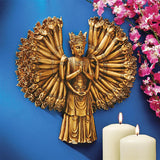 Kuan-Yin: The Bodhisattva of Compassion Wall Sculpture