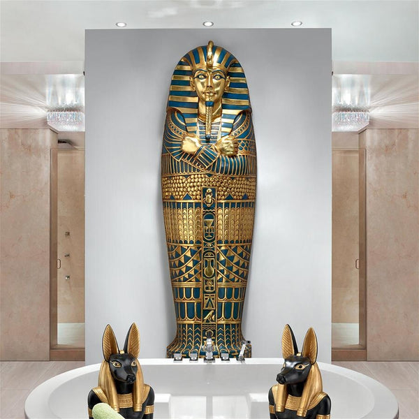 Tomb of Tutankhamun Wall Frieze