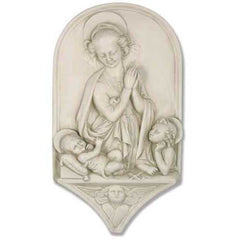 XoticBrands Madonna & Child Giovanni Religious Sculpture