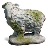 Scottish Sheep Garden Animal Statue
