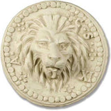 Lion Coin 12  Wall Decor