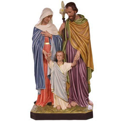 "XoticBrands Holy Family Oversized 66 "" H Religious Sculpture"