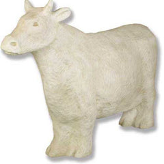 Cow Sculptural Garden Animal Statue