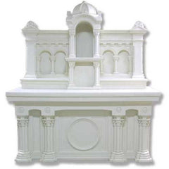 Altar Grand 75 (Top & Bottom) - Architectural   Tables & Table Bases