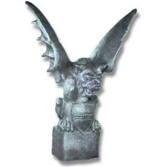 XoticBrands Gargoyle Of Lyon-Giant 60 Gargoyle Sculpture