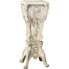XoticBrands French Pedestal 30 - Pedestal Sculpture