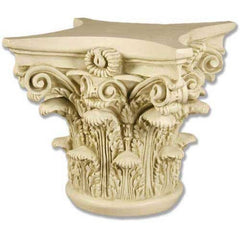 Corinthian Capital 14 (Gd) - Architectural   Tables & Table Bases