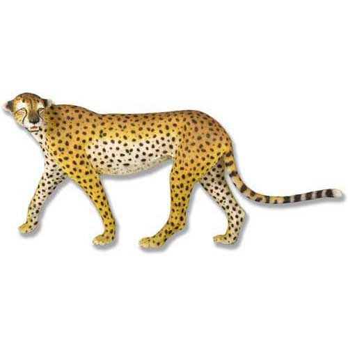 Cheeta Walker-Full Color Garden Animal Statue