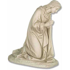 XoticBrands Mother Mary Religious Sculpture