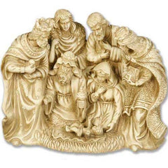 Centered Nativity 10 Religious Sculpture