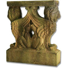 Winged Lion Table Base - Architectural   Tables & Table Bases