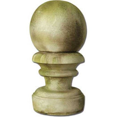 Ball Finial Britannia 18: - Architectural   Finials