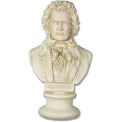 Beethoven Bust 17 -  Composers Busts