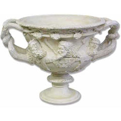 Benson Handle Urn Garden Planter