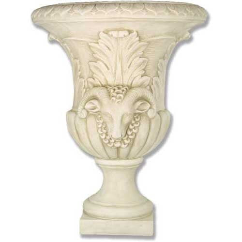 Ram Head Pot 36 Planter