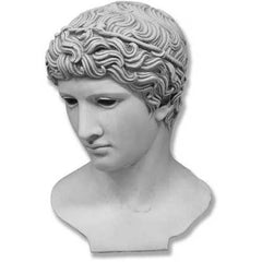 Young Greek Youth -  Greek & Roman Busts