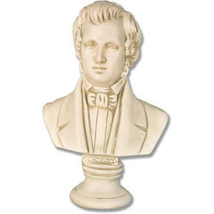 Chopin Bust Med 16 -  Composers Busts