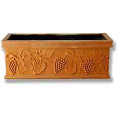 Vineyard Square Urn Garden Planter