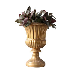 Fluted Urn 20 H Animal Planters  Sculpture