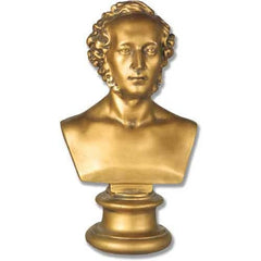 Mendelssohn Medium 17 H -  Composers Busts