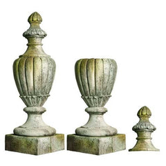 Pershing Finial Urn - Architectural   Finials