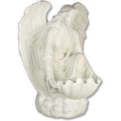 XoticBrands Angel Of The Waters 34 Garden Angel Statue