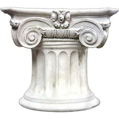 Colossol Ionic Table Base 28 - Architectural   Columns