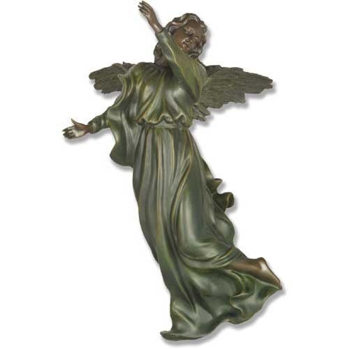 Winged Hanging Angel Garden Angel Statue