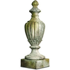 XoticBrands Pershing Finial 36 H - Architectural   Finials