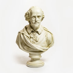 XoticBrands Shakespeare Classic 30 -  Writers & Poets Busts