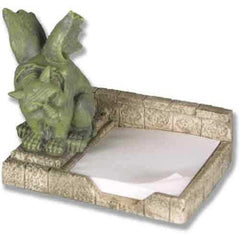 Brent Guard Pad Holder 4.5 Gargoyle Sculpture