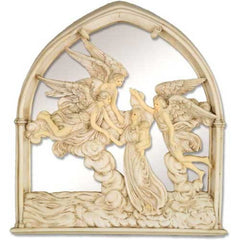 Angels Of The Sea Mirror 10 Religious Sculpture