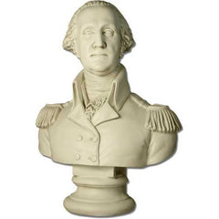 Washington Bust Oversized 35 -  Presidents Busts