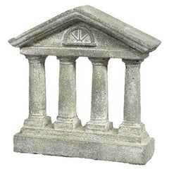 Roman Accent Four Column 10 - Architectural   Columns