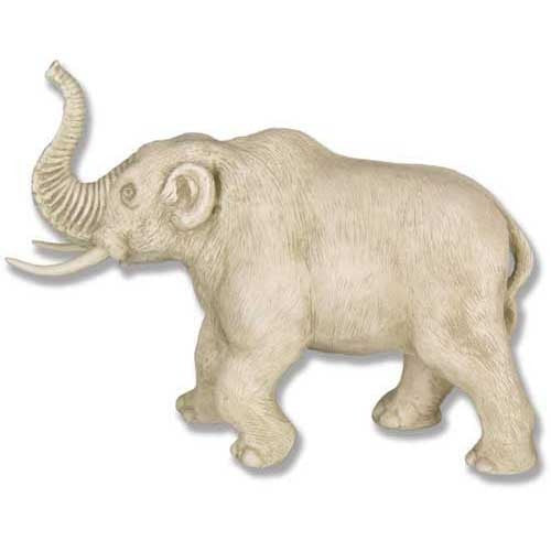 Aurora Mastodon-Small Garden Animal Statue