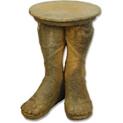Roman Feet Table (21.5H) - Architectural   Tables & Table Bases
