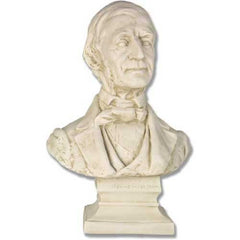 Emerson Bust Large Sculpture - Busts
