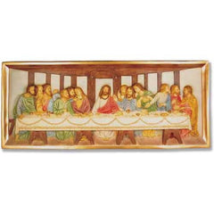 XoticBrands Last Supper Wall Relief 25 Religious Sculpture