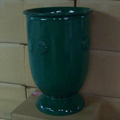 French Anduze Planter Lg  Planters  Sculpture